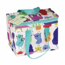 Monsters Of The World Insulated Lunch Bag