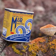 Captain Cat's Mor Seasoning Beach Food