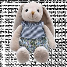 Mr Rabbit - Wilberry Friends Soft Toy 1+