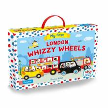 My First London Whizzy Wheels Board Book Box Set