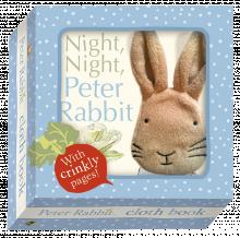 Night, Night Peter Rabbit Cloth Book