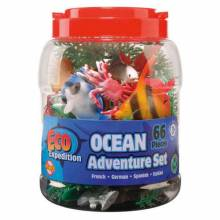 Large Ocean Adventure Bucket Set 3+