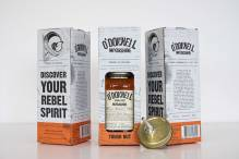 Gift Boxed O'Donnell Moonshine - Tough Nut