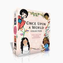 Once Upon A World - Hardback Book Box Set