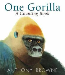 One Gorilla A Counting Book Board Book