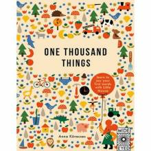 One Thousand Things By Anna Kovecses Hardback Book