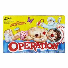 OPERATION Classic Game by MB