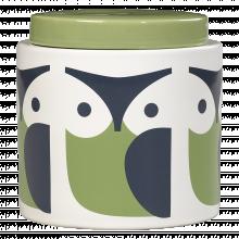 Green Owl Storage Jar 1L By Orla Kiely