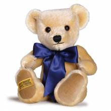 "Mohair Oxford Teddy Bear 10"" Merrythought Handmade UK"
