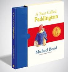 A Bear Called Paddington Book In Slipcase