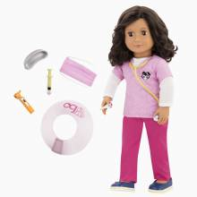 Paloma The Vet - Our Generation Doll 3+