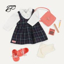Perfect Score School Uniform Doll Outfit Our Generation 3+