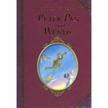Peter Pan And Wendy Hardback Book