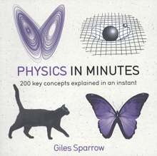 Physics In Minutes Paperback Book