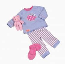 Morning, Noon And Nighty - Our Generation Doll Clothes Set 3+
