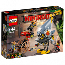LEGO® Ninjago Piranha Attack 70629 Age 7-14
