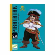 Piratak Game -Strategy Pirate Boat Construction 5+yrs