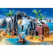 Pirate Treasure Island Playmobil Pirates 6679