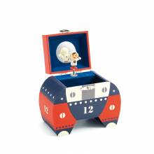Polo 12 Rocket Music Box By Djeco
