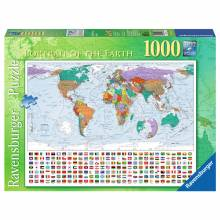 Portrait of the Earth Jigsaw Puzzle 1000pc Ages 13+