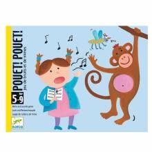 Pouet! Pouet! Card Game -Mime/sound 5+yrs