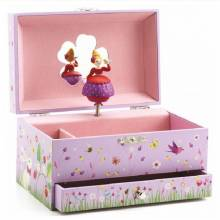 Princess's Melody Music Box With Drawer by Djeco