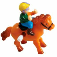 Table Top Racers Horse Clockwork