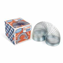 Slinky Type Springy Classic Metal toy.