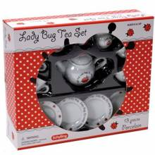 SOLD OUT Lady Bug Porcelain Teaset in Gift Box
