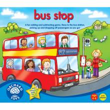 Bus Stop Game By Orchard Toys 4+
