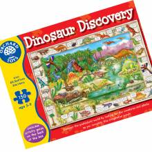Dinosaur Discovery Puzzle Jigsaw By Orchard Toys