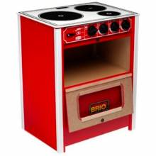 Red Wooden Cooker/Stove By BRIO®