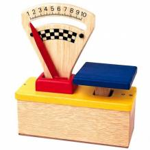 Wooden Scales for Weighing Wooden Food And Cooking