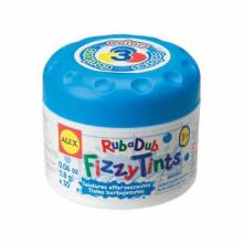 Fizzy Bath Tints - 30 Colour Tablets For Bath In Pot  3yr+