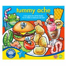 Tummy Ache Game By Orchard Toys 3+