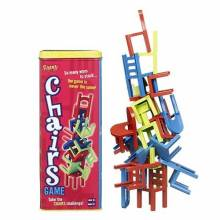 Chairs Stacking Game in Tin 5+