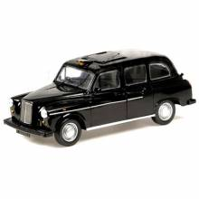 London Taxi Black Cab Die Cast.