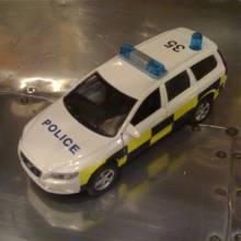 Teamsterz Emergency Response Police / Ambulance Die Cast Toy Car