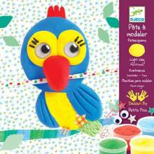 Plastifriends - Modelling Clay Kit By Djeco 3-7yrs