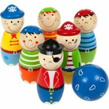 Pirate Skittles - 8cm -3yrs+
