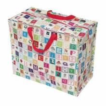 ABC Alphabet Jumbo Bag Shopper 25x55x48cm