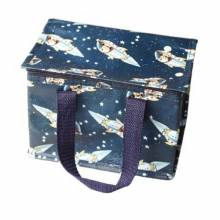 Space Boy Insulated Lunch Bag