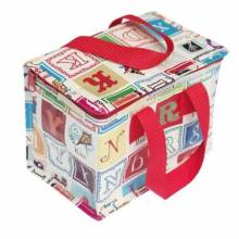 ABC Alphabet Insulated Lunch Bag