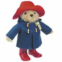 Paddington Bear With Boots - 46cm Large Soft Toy