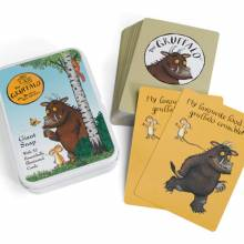 Giant Gruffalo Snap Cards 3+