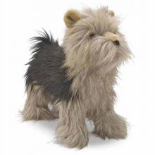 Yorkshire Terrier Dog Soft Toy.