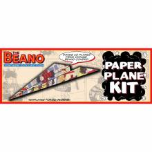 Beano Paper Planes - Makes 60 Planes!