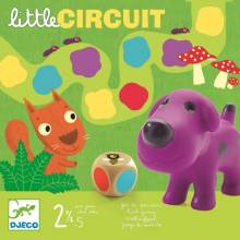 Little Circuit Game Age 2.5-5yrs