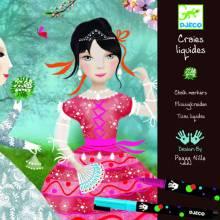 Ribbon And Lace Art Set 6-11Yrs