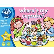 Where's My Cupcake Game By Orchard 3+